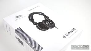 Unboxing słuchawek ADAM Audio Studio PRO SP-5