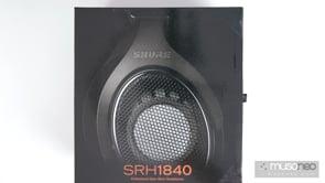 Unboxing słuchawek Shure SRH1840