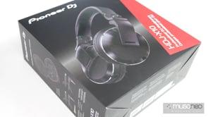 Unboxing słuchawek Pioneer HDJ-X10