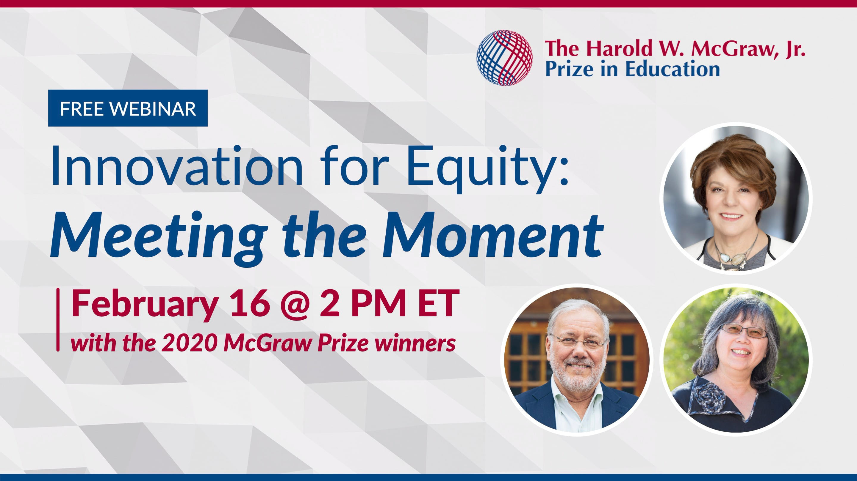 Play video: Innovation for Equity: Meeting the Moment