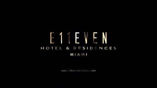 E11EVEN Hotel & Residences Teaser