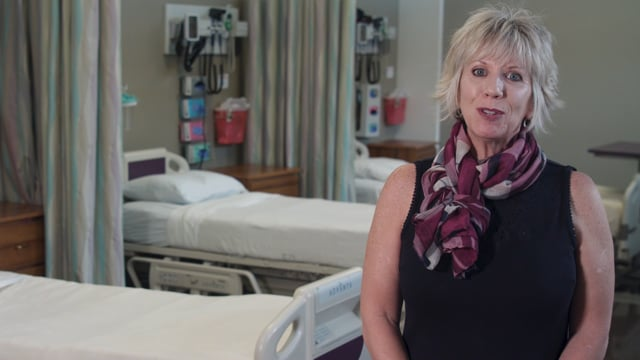 Button to play video: Dean's Message - College of Nursing and Health Care Practitioners