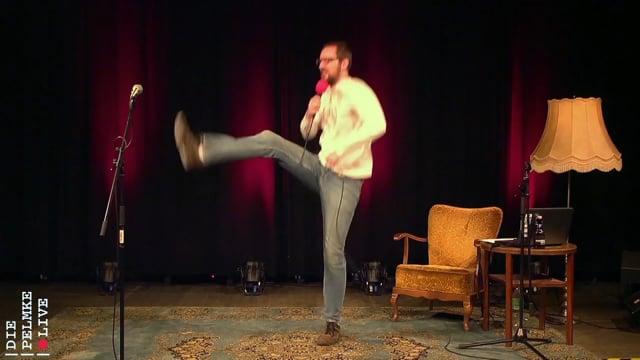 Poetry Slam mit Jan Schmidt 27.11.20