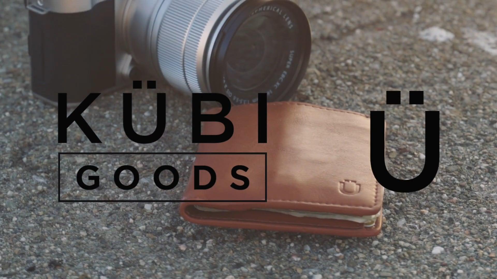 KUBI Wallet Kickstarter Promo