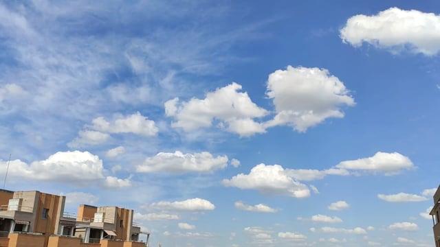Filmo las nubes. Claudia, CEIP Ntra Sra de la Fuencisla (Madrid)