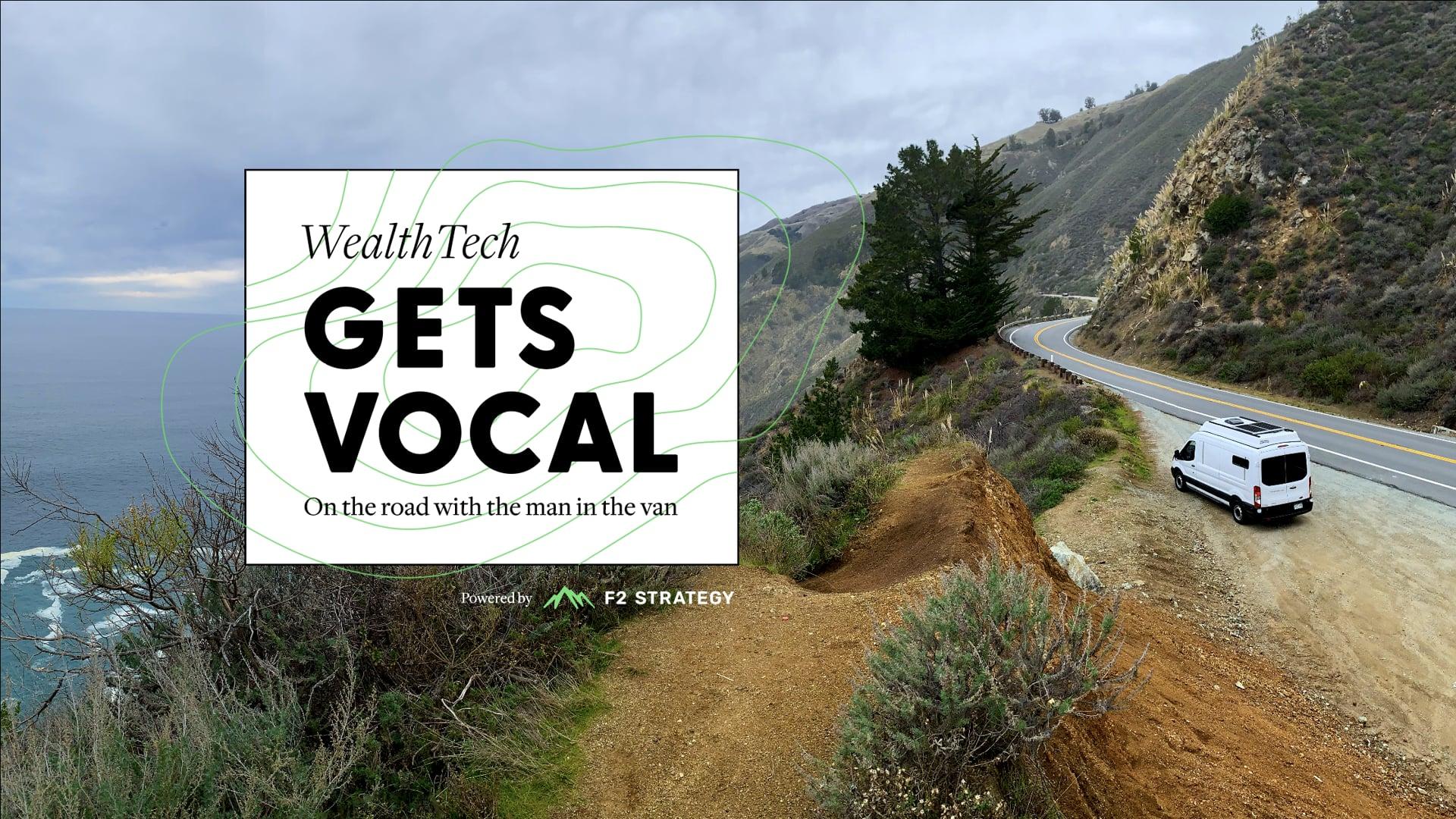 Wealth Tech GETS VOCAL Podcast Trailer (subtitled)