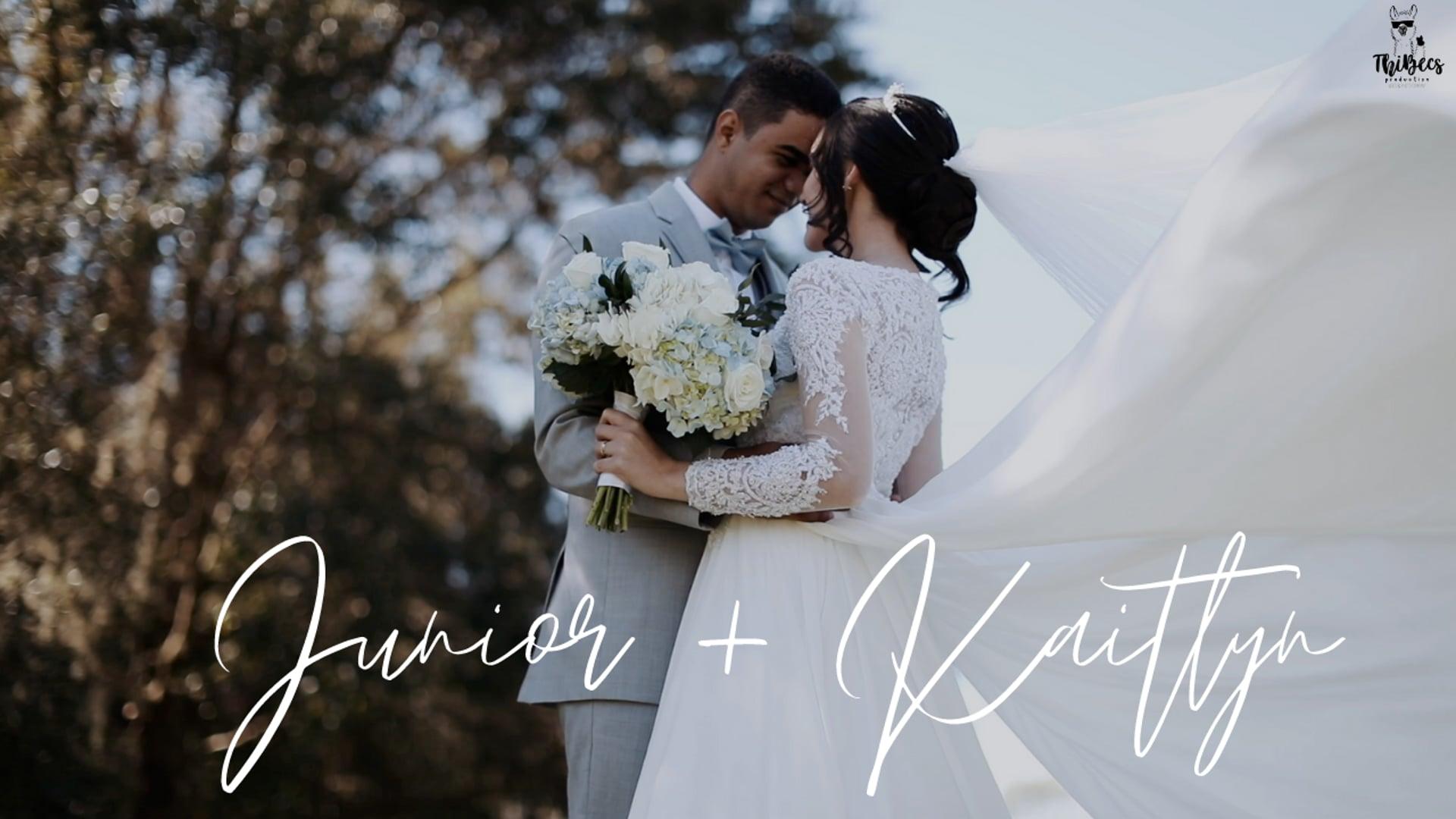 Junior + Kaitlyn | Orlando, FL | Wedding Highlight Video