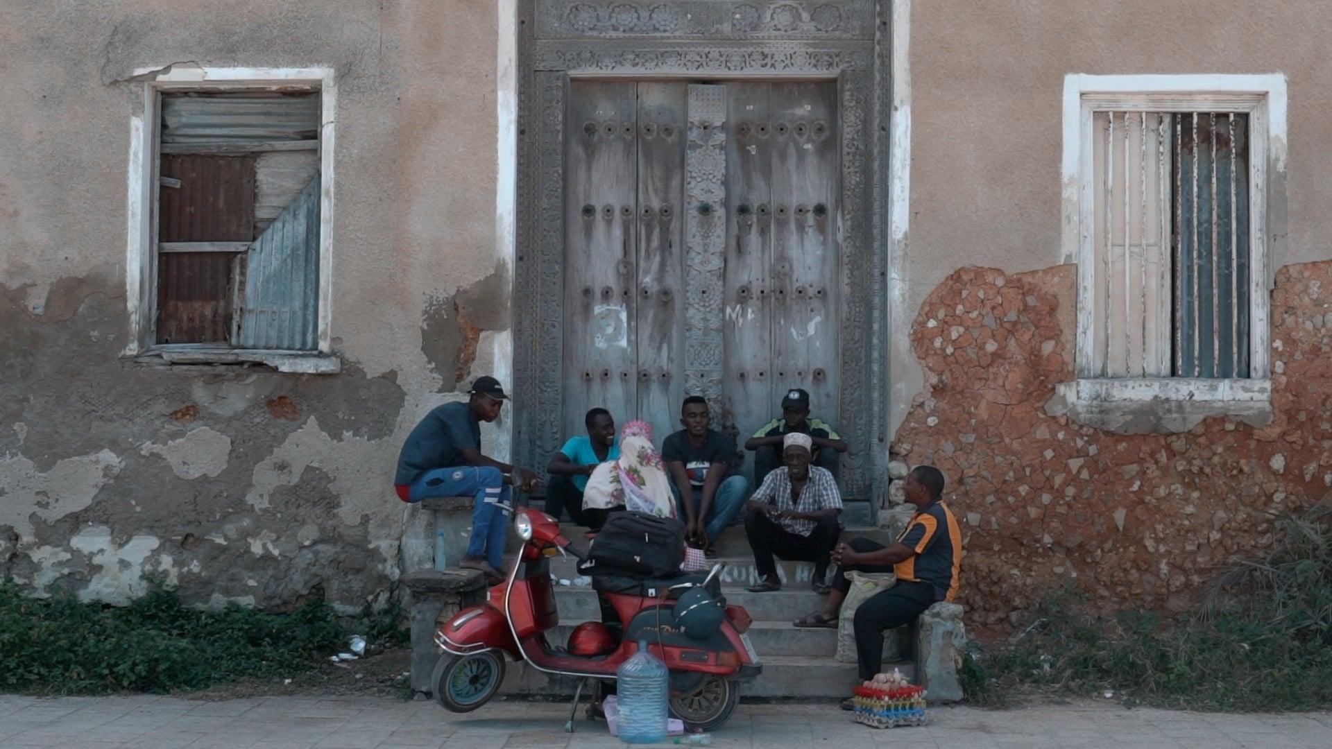 Zanzibar   Alleys and doors stories