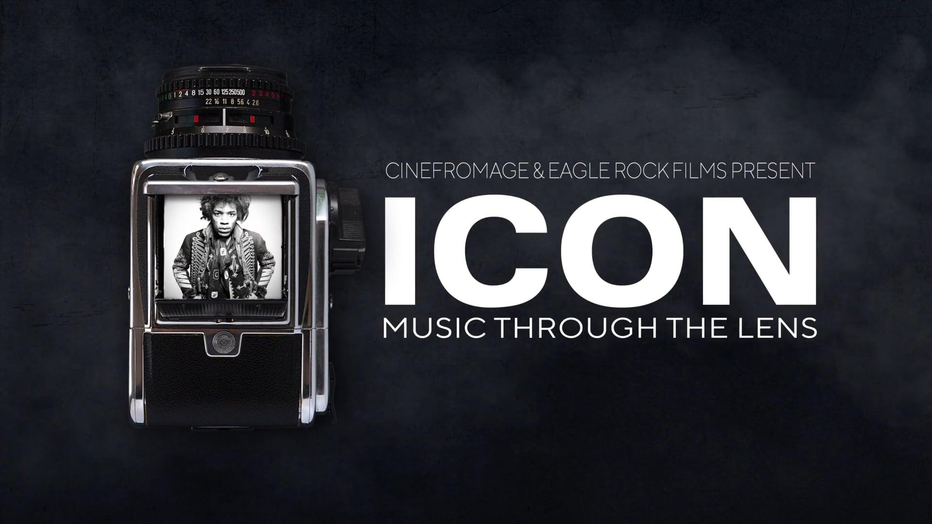 ICON | 6 x 60mins | Sky Arts