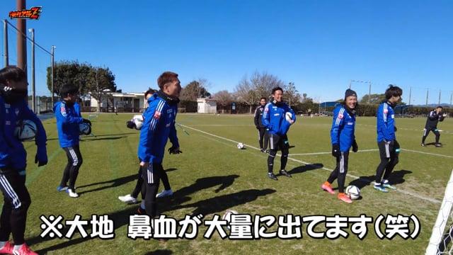【Inside of ALBIREX in 磐田】「大爆笑!ヘディングゲーム&和輝ハッピーバースデー!」