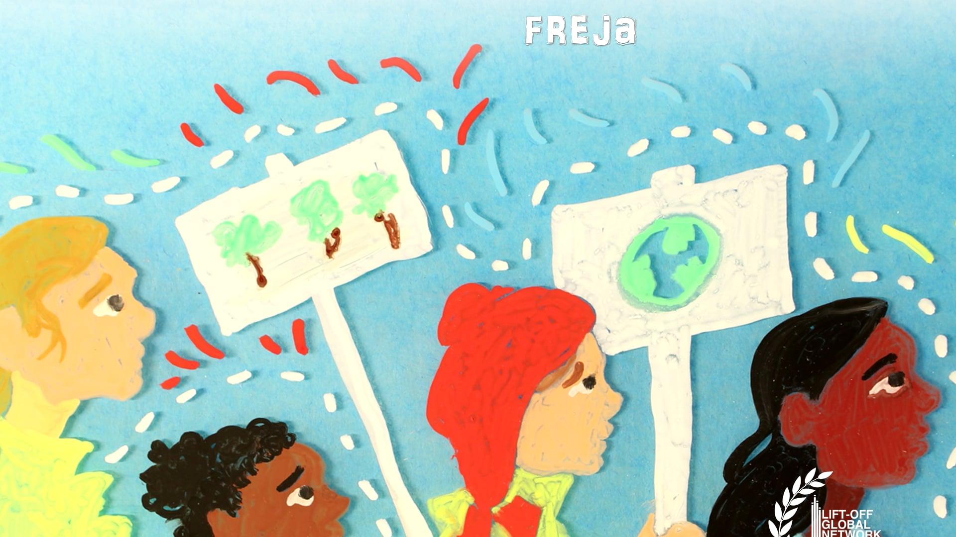 I WORRY | FREJA