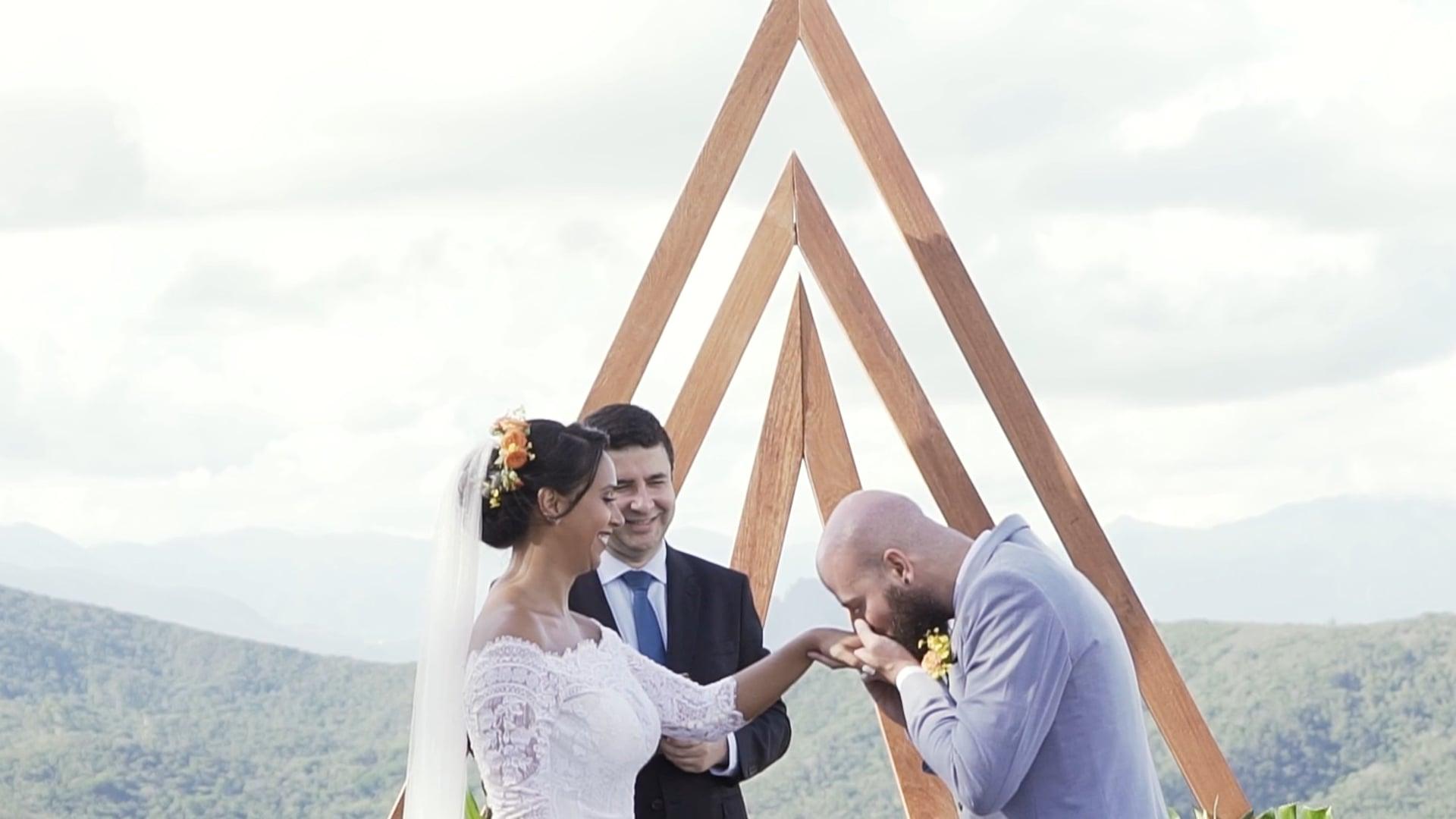 Trailer || Julia e Gustavo || Destination Wedding