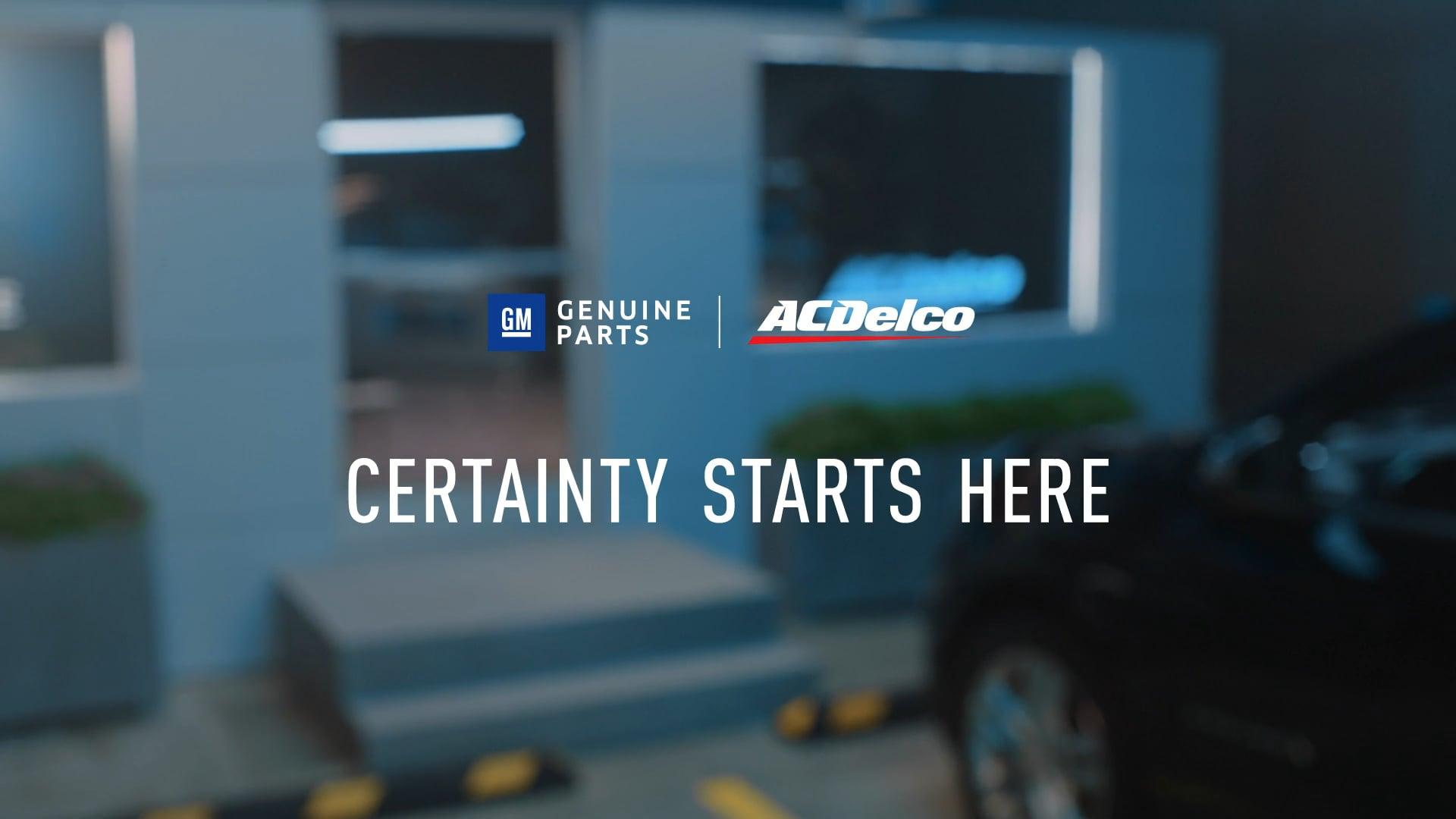 AC Delco GM Parts | Leo Burnett