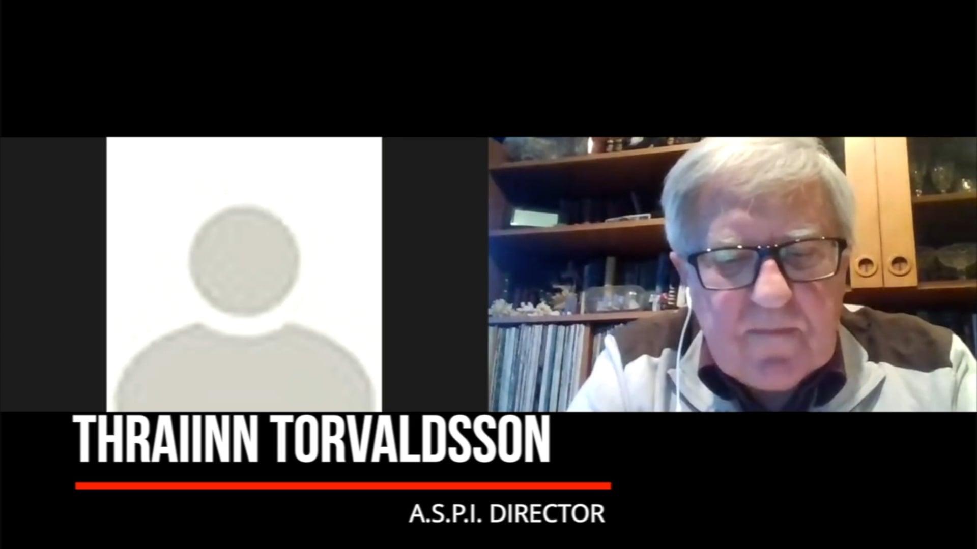 ASPI JAN 2021 Thraiinn Torvaldsson