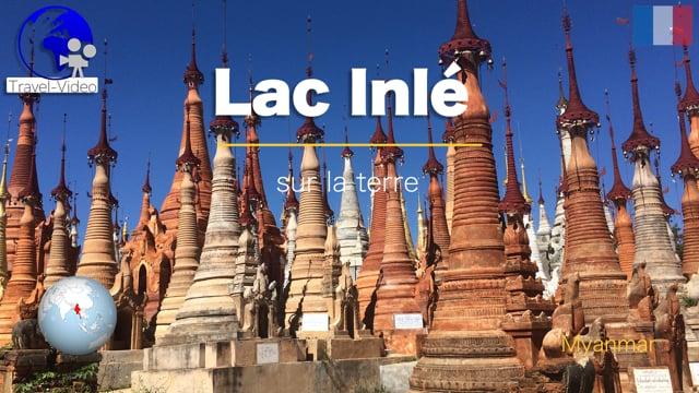 Lac Inlé,  sur la terre • Myanmar (FR)