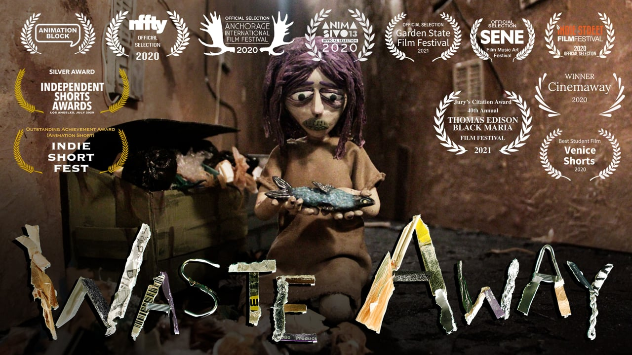 Waste Away   Short Film of the Day