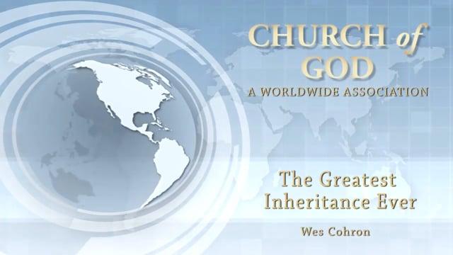 The Greatest Inheritance Ever