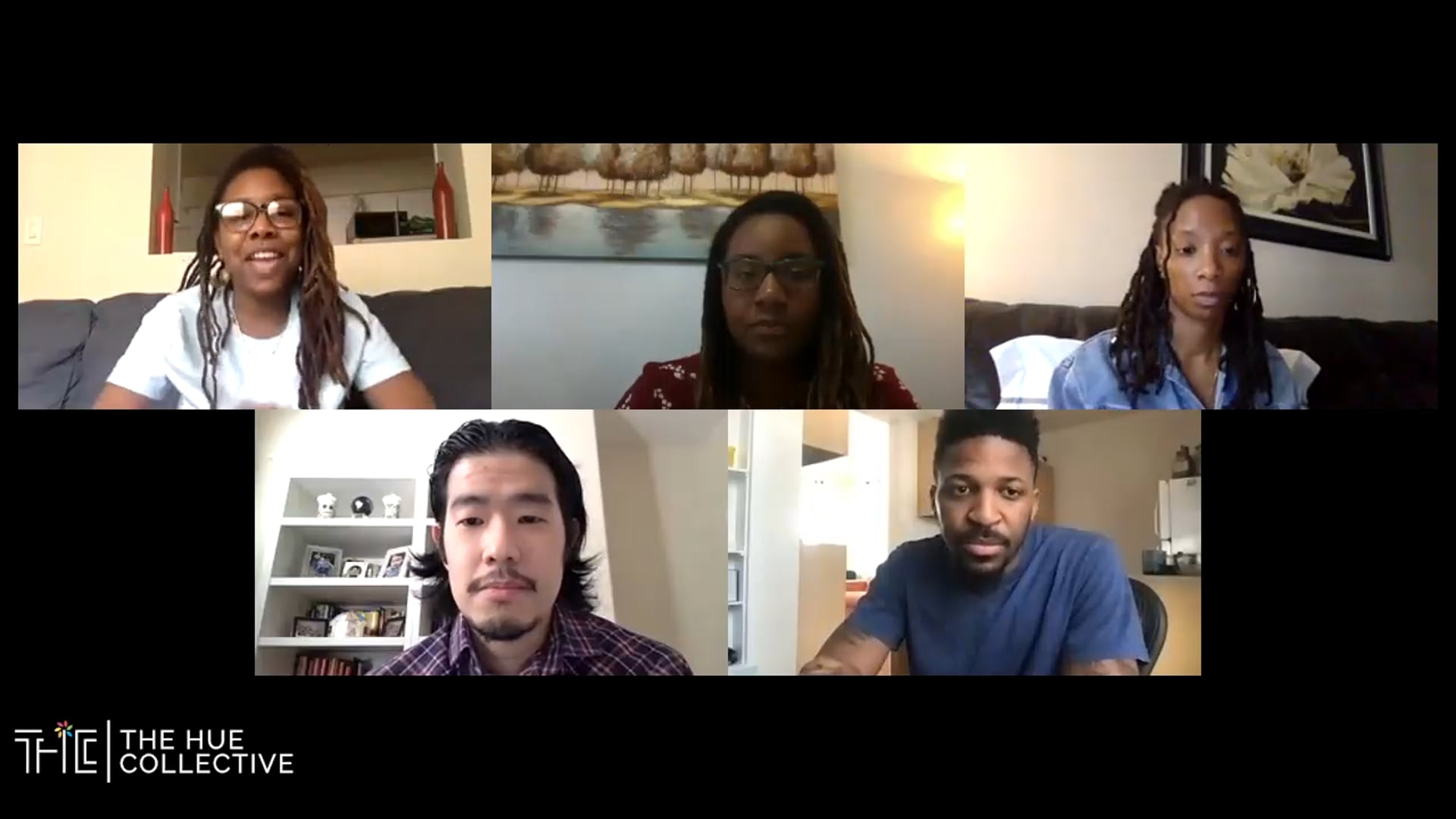 The Hue Collective: Intro to Editing Panel