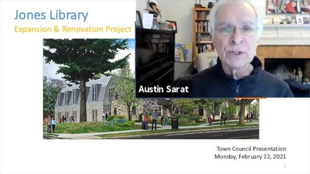 Jones Library Building Expansion & Renovation