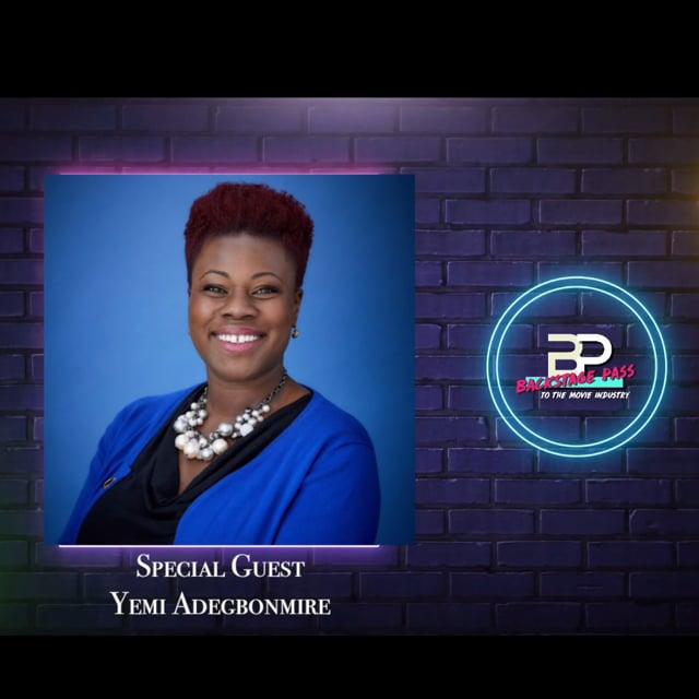 Special Guest, Yemi Adegbonmire, Esq.