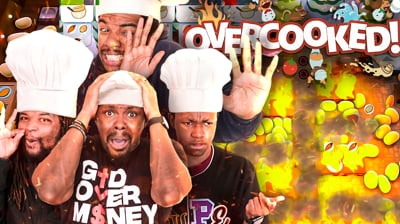 If You Can't Take The Heat, Get Out The Kitchen! - Overcooked