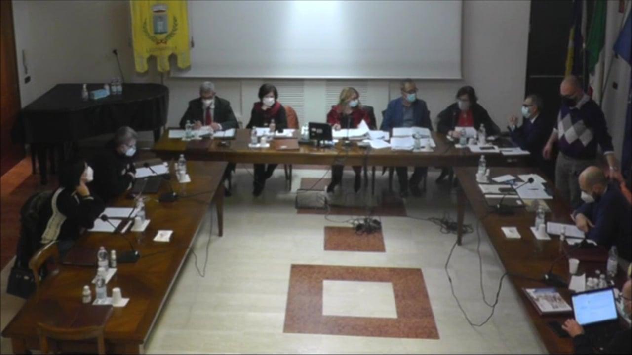 Consiglio Comunale del 05-02-2021
