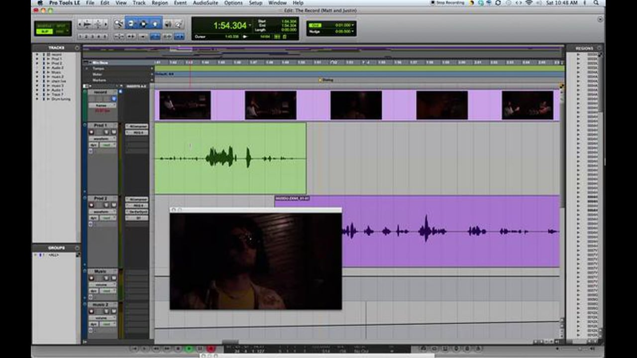 Output Mastering in Pro Tools