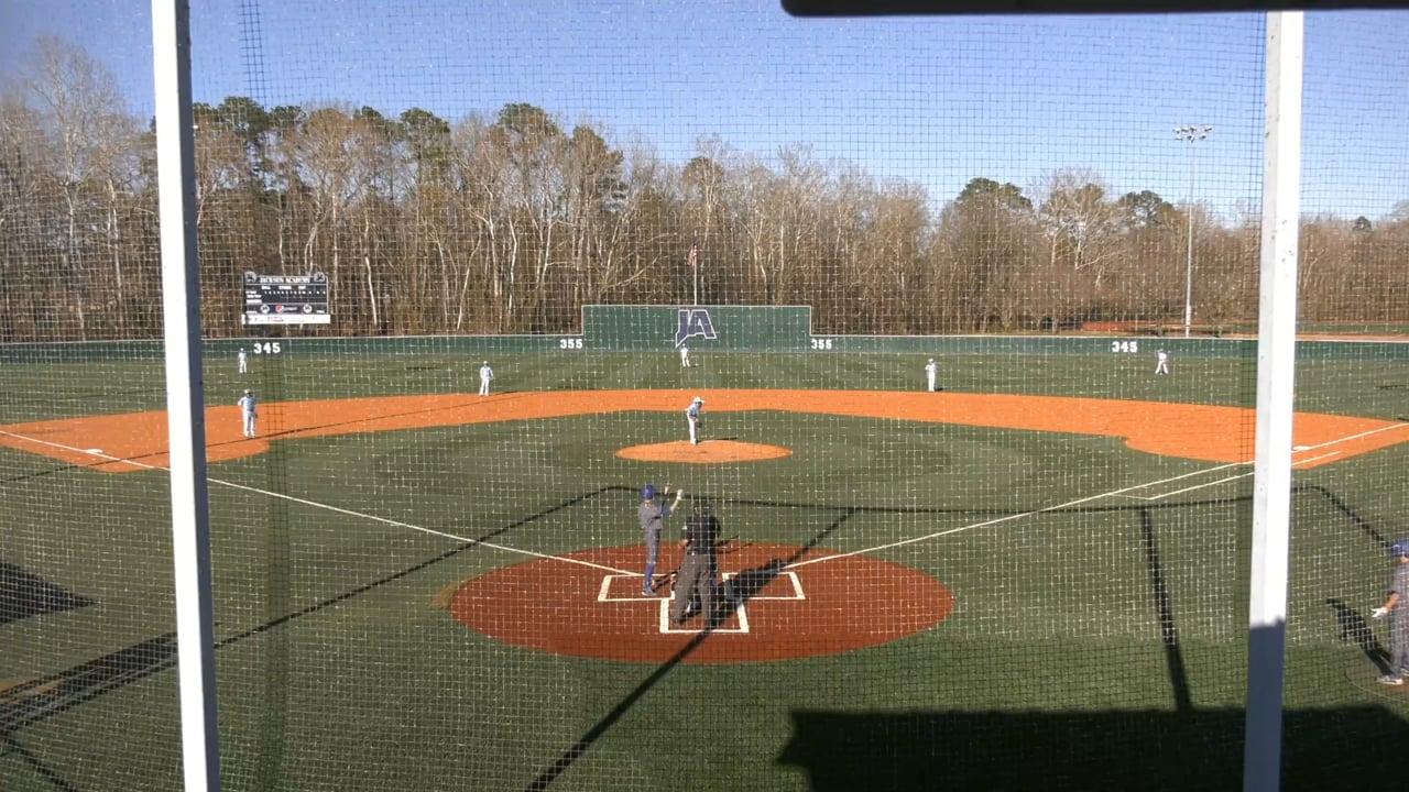 JV Baseball vs Sumrall - 02-23-21