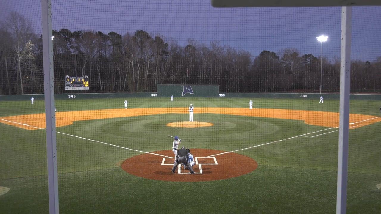 Varsity Baseball vs Sumrall - 02-23-21