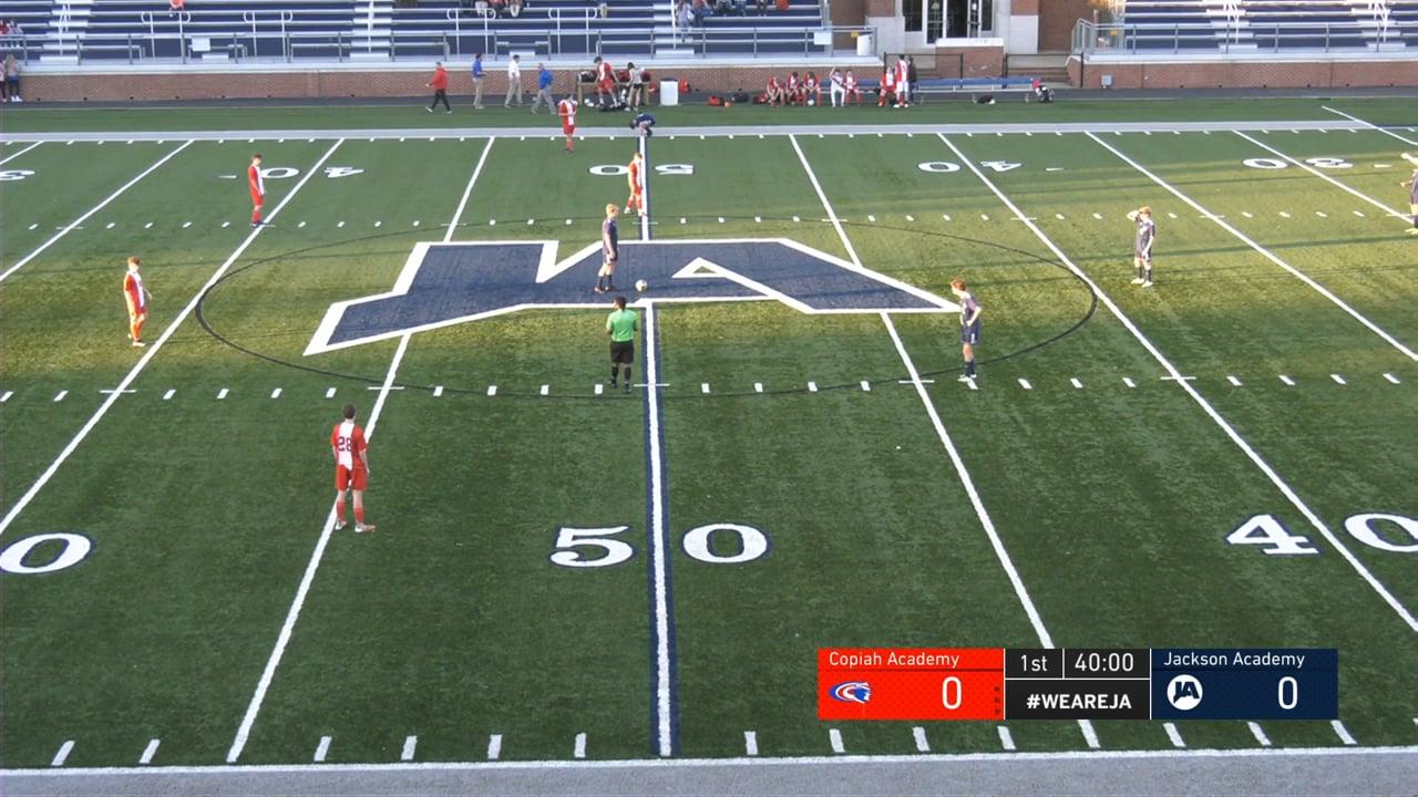 Varsity Boys Soccer vs Copiah - 02-23-21