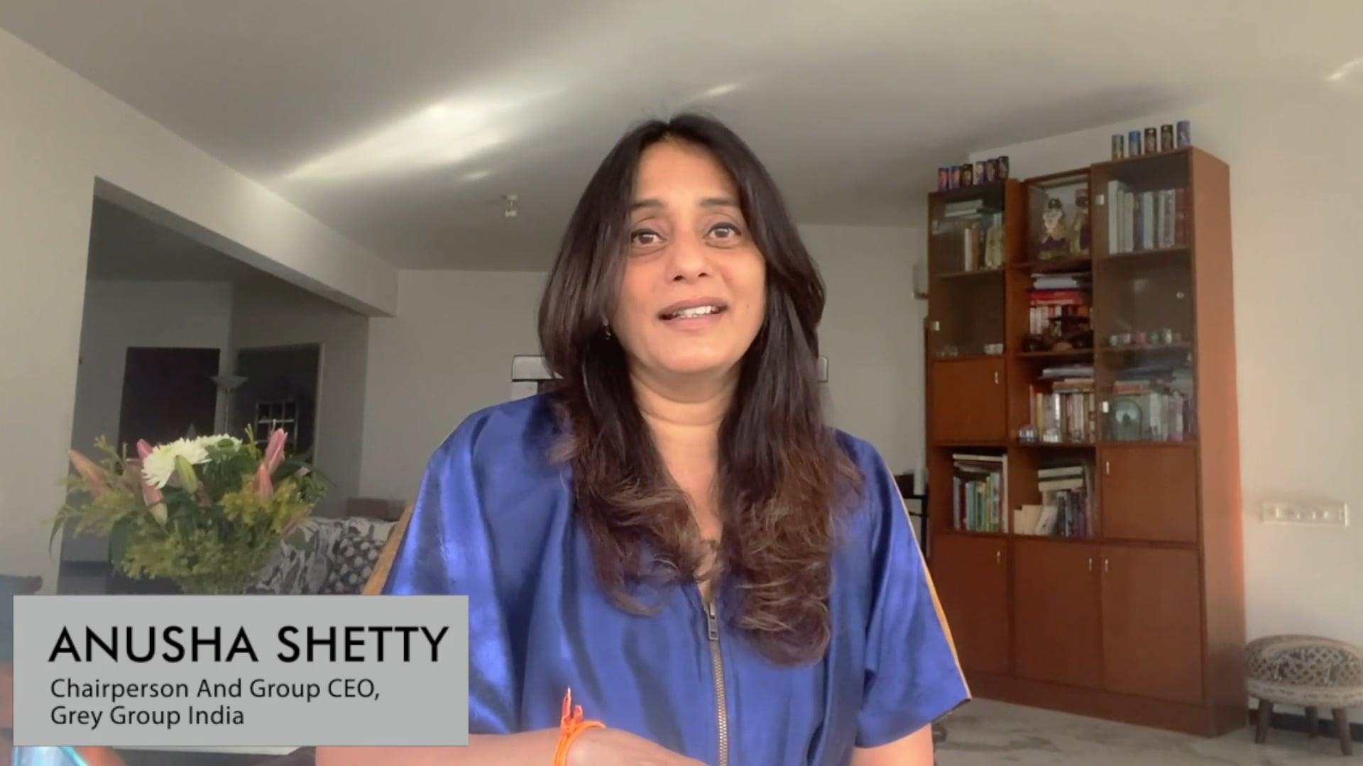 Anusha Shetty on 'The Right Choice' book