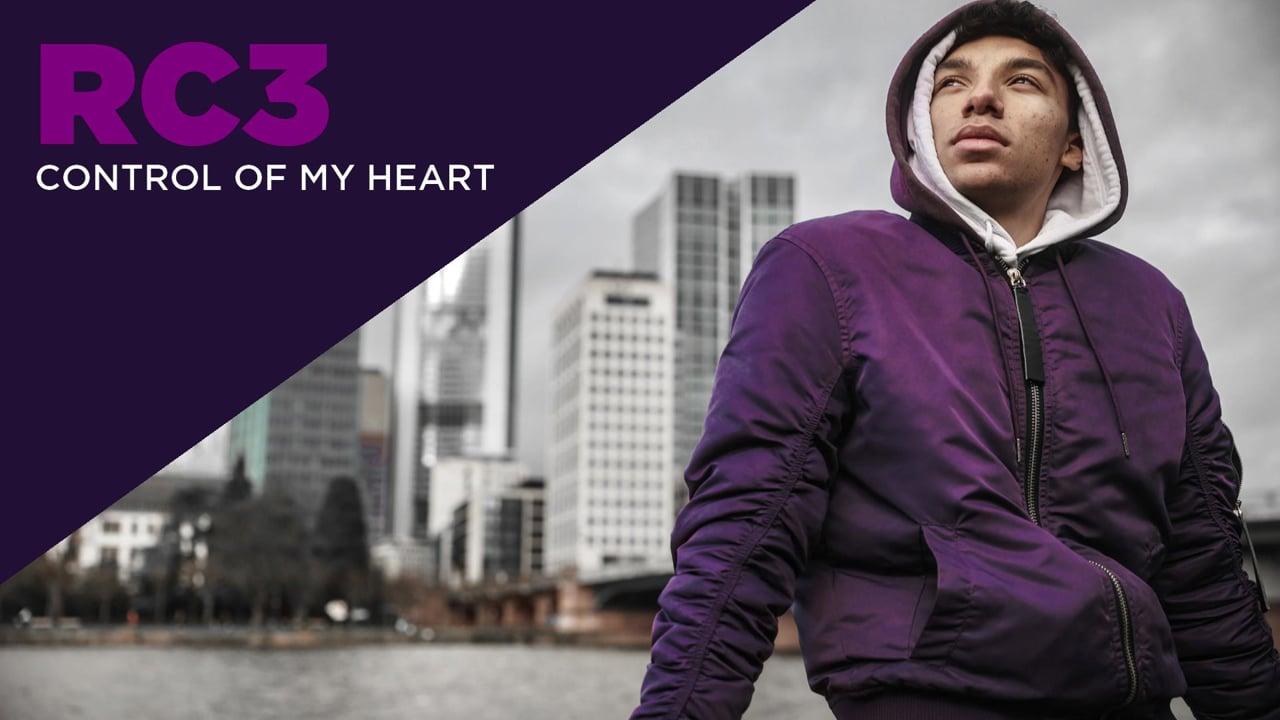 """Musikvideo zu """"Control of my heart"""" endlich online!"""