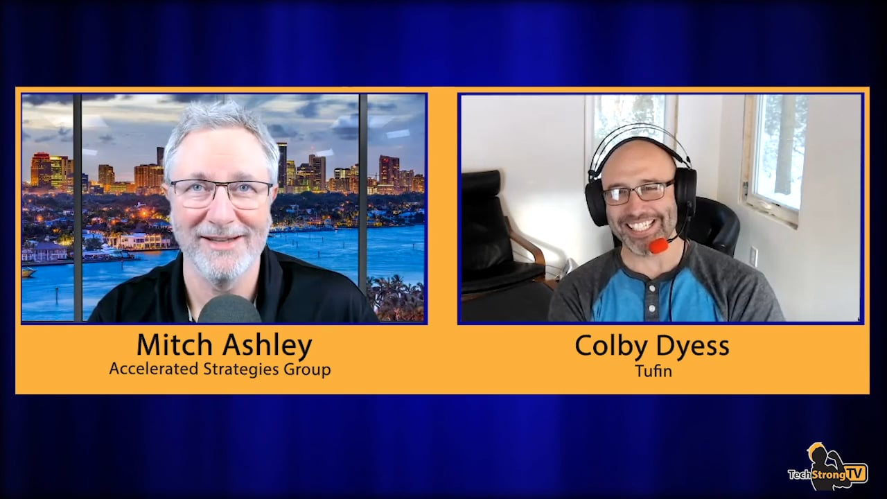 Colby Dyess – TechStrong TV