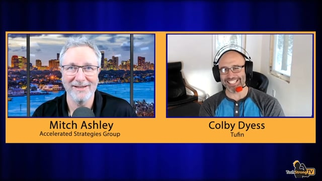 Colby Dyess - TechStrong TV