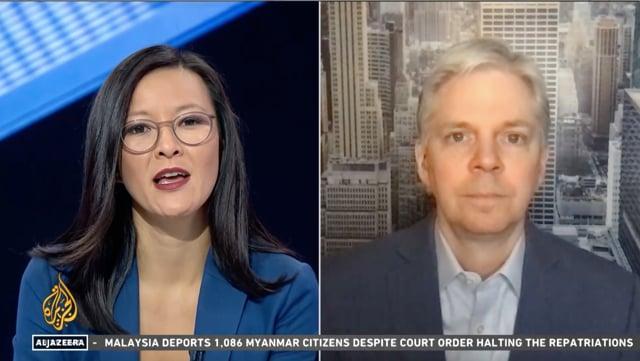 Al Jazeera: 02/23/21
