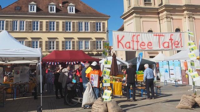 """""""10 Jahre Fairtrade-Stadt Ludwigsburg – wir sind dabei!"""""""