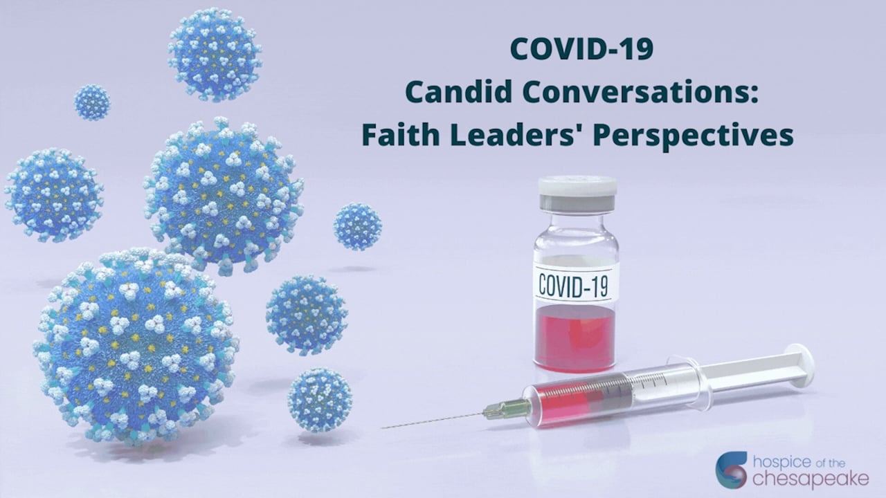 COVID-19 Candid Conversations: Faith Leaders Challenges and Reflections