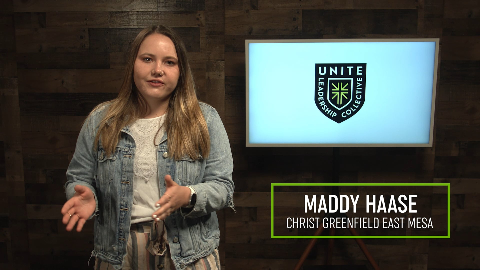 Unite Leadership Collective | Testimonial | Maddy Haase