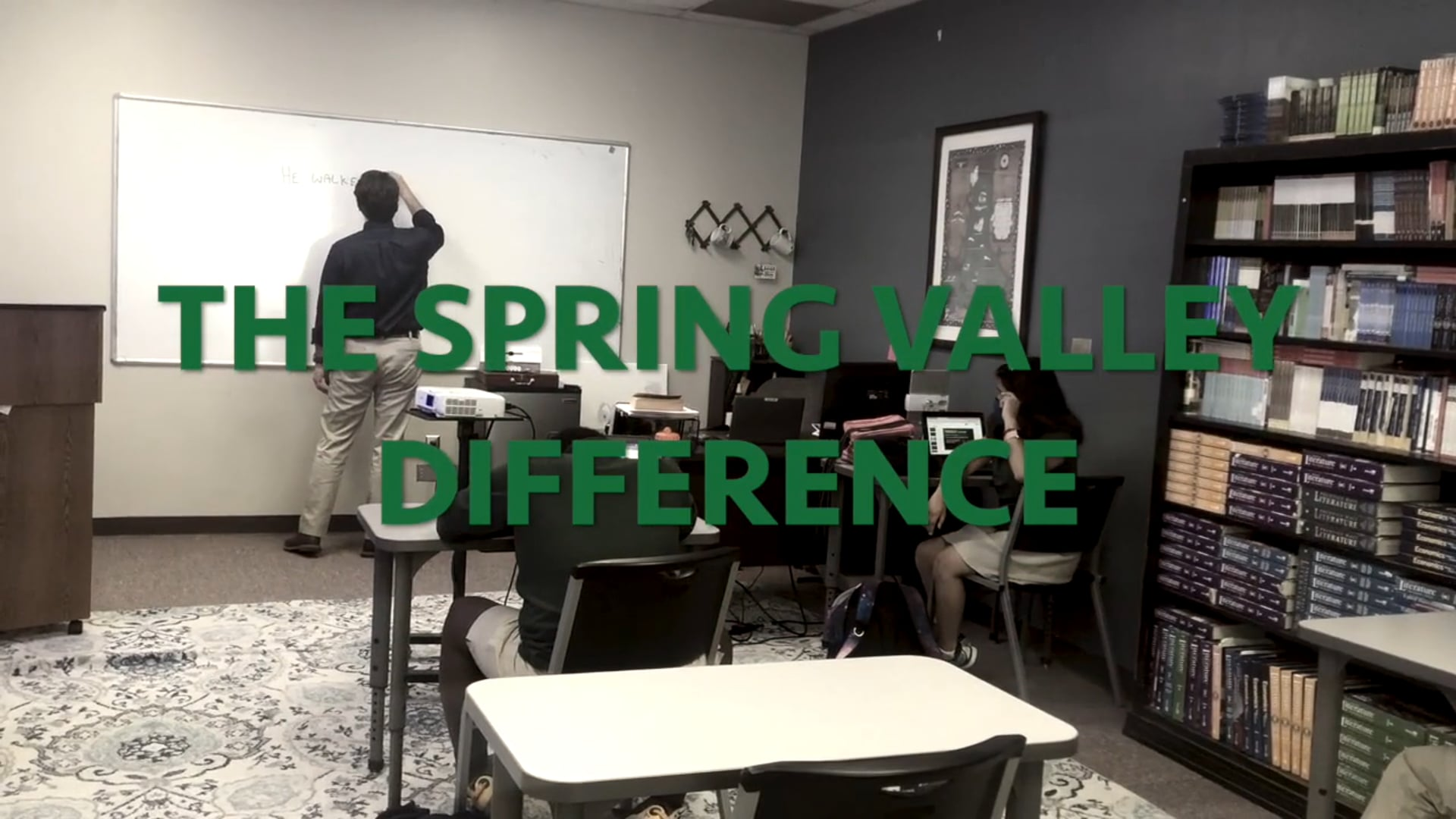 The SVS Difference - Student Leadership
