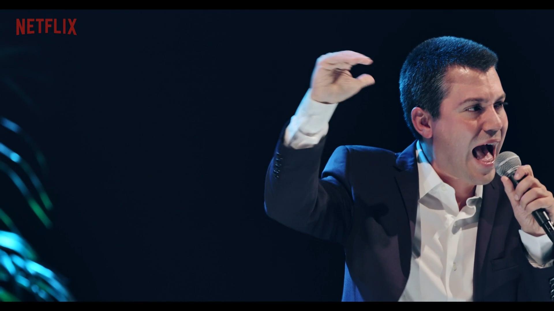 NETFLIX Saverio Raimondo standup comedy