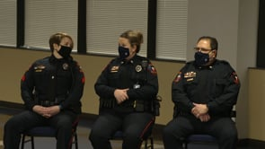 Police Officer Promotions