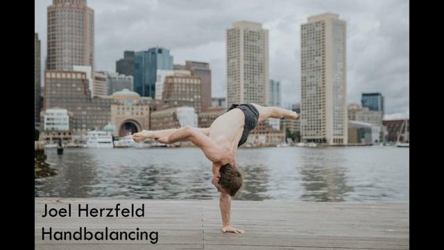 Handbalancing demo (Feb. 2021)