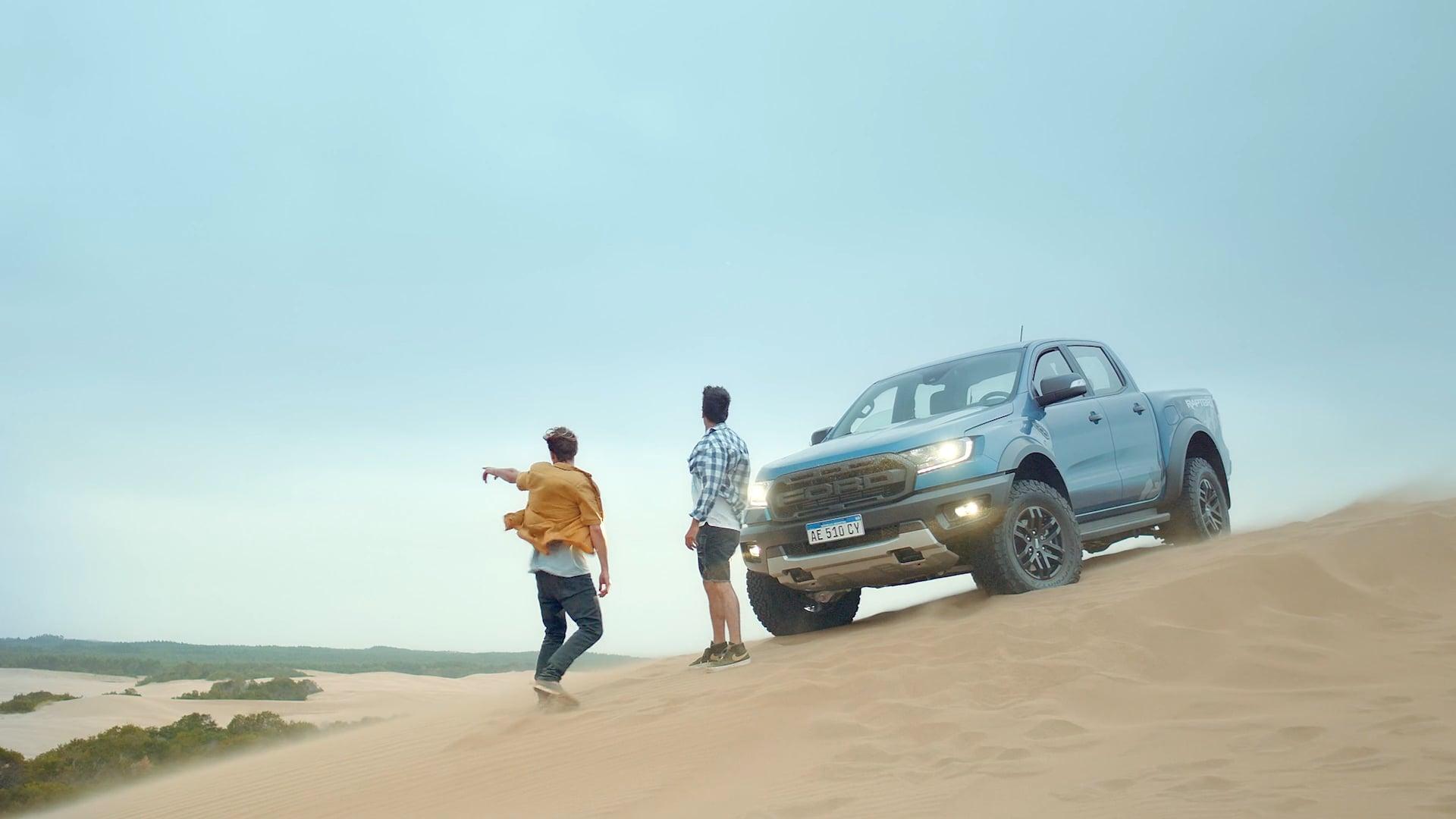 Ford - Historias de Verano - Dunas
