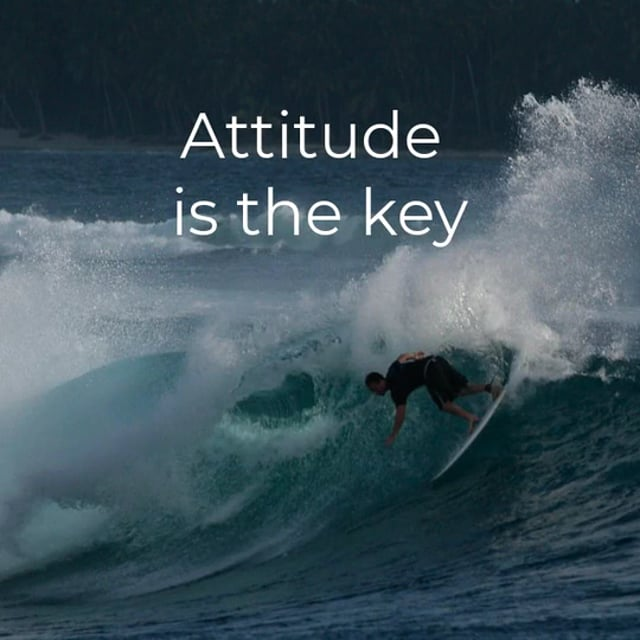 Attitude_The Key To Better Surfing