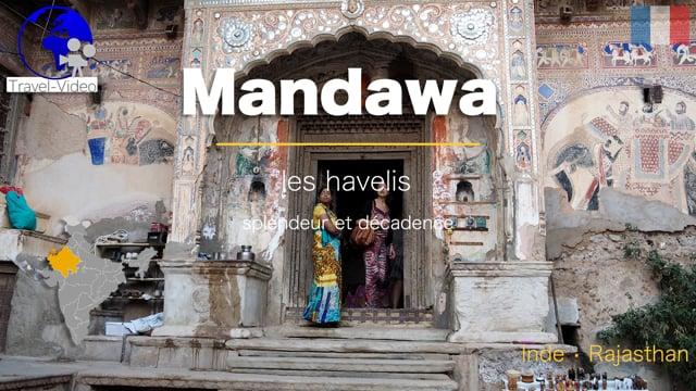 Mandawa, les havelis • Rajasthan, Inde (FR)