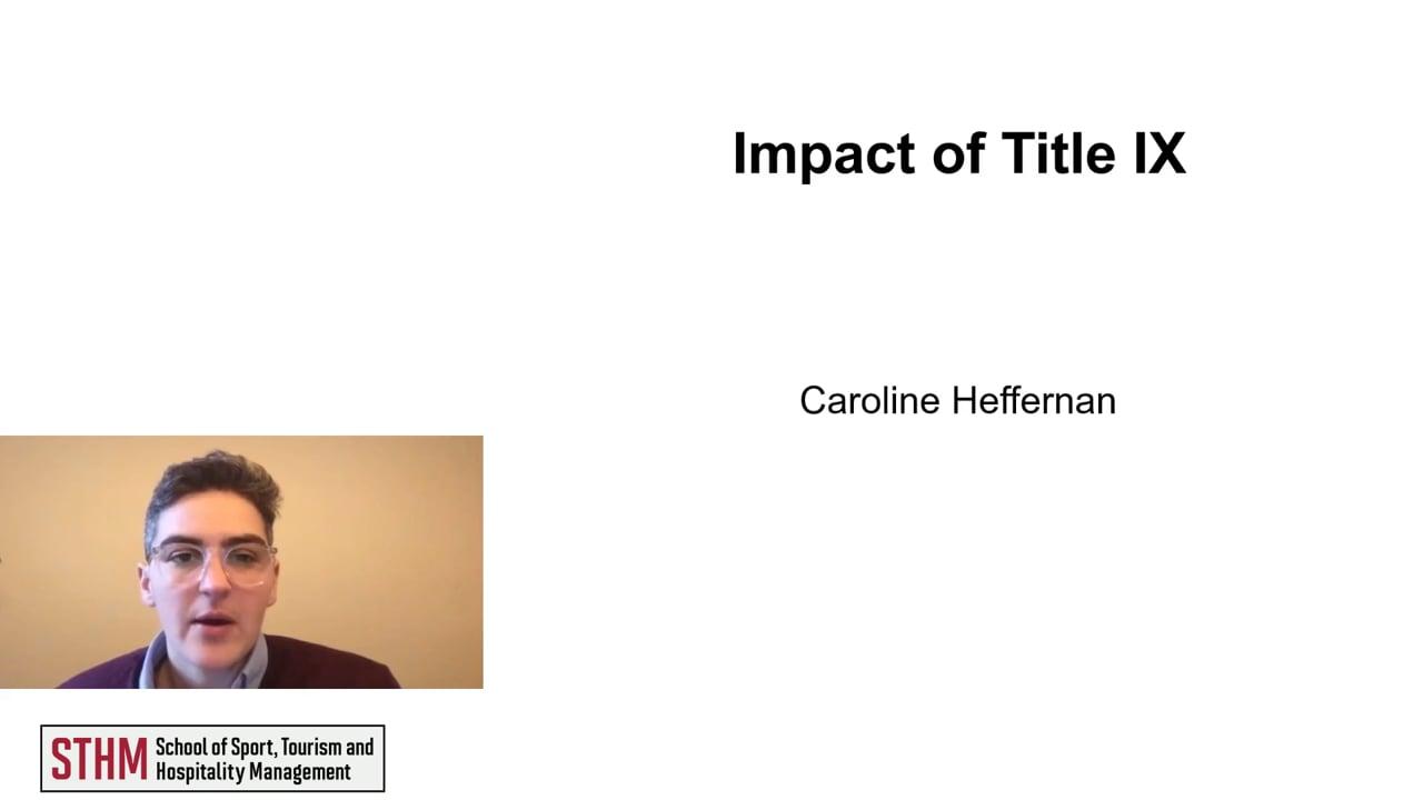 61994Impact of Title IX