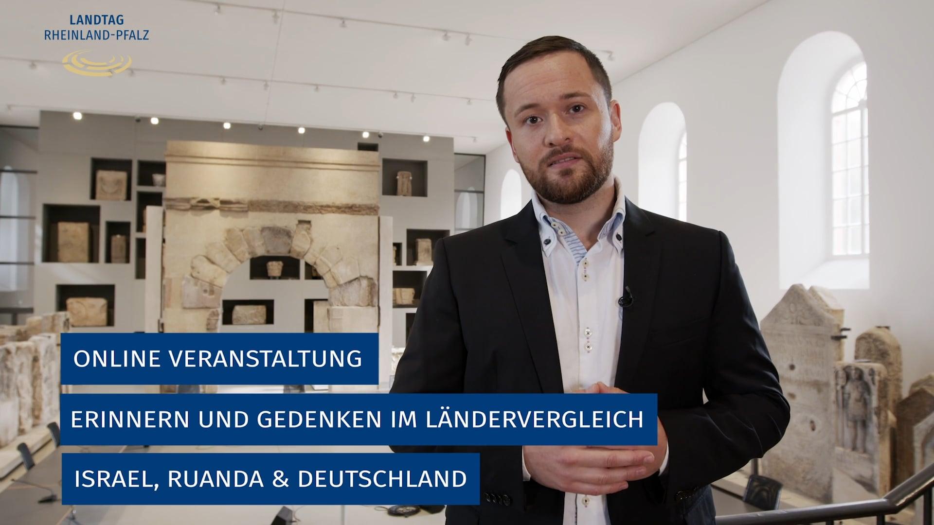 Landtag Rheinland-Pfalz Cultures of Remembrance