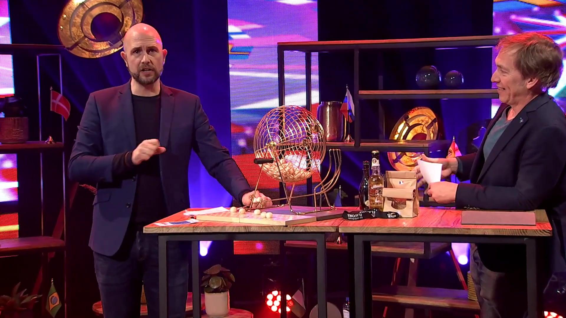 Online Eurovision Bingo