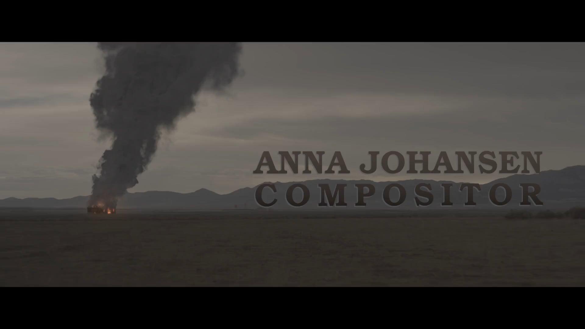 DEMO REEL - LBS 029 - ANNA JOHANSEN