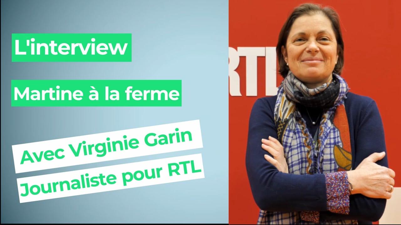 Virginie Garin, journaliste :
